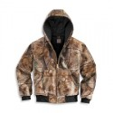 J220-  Thermal-lined Camo Active Jacket