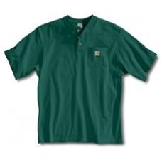 K84:  Short Sleeve Workwear Henley