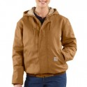 Flame-Resistant Women's Midweight Canvas Active Jac