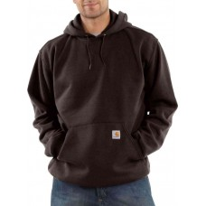 K121:  Midweight Hooded Pullover Sweatshirt