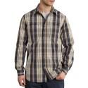 101745- Force Mandan Plaid Long-Sleeve Shirt