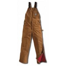 R41 Zip-to-Thigh Bib Overalls